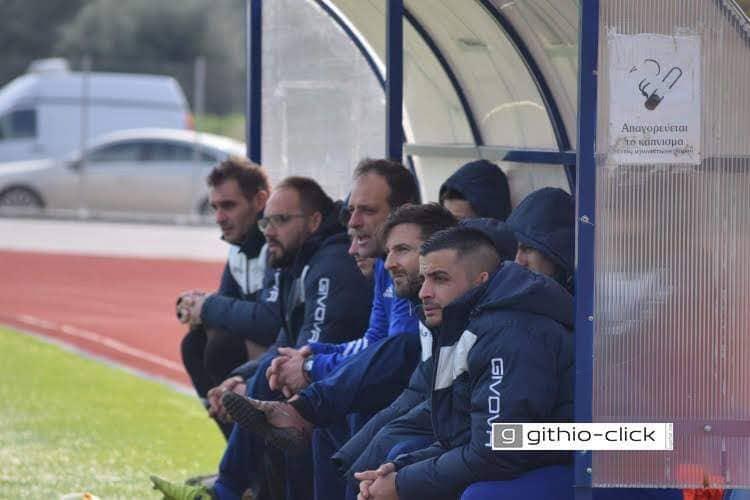 Προπονητή και… επιστροφή ανακοίνωσε ο Πανγυθεατικός! (photo)