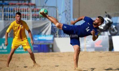 Εθνική Άμμου: Ελλάδα-Φινλανδία 5-3 με σούπερ Μικελάτο (video) 6
