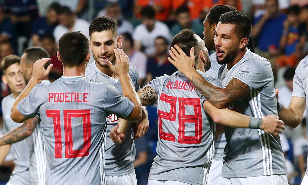Μπασάκσεχιρ-Ολυμπιακός 0-1: Απόδραση πρόκρισης με Μασούρα και… Σα!