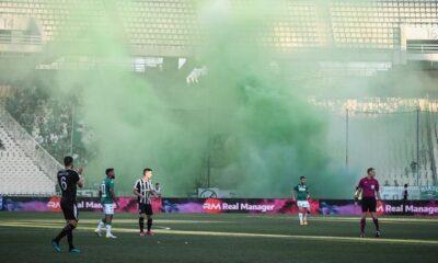 Παναθηναϊκός - ΟΦΗ 1-3: Τα γκολ και οι καλύτερες φάσεις (video) 24