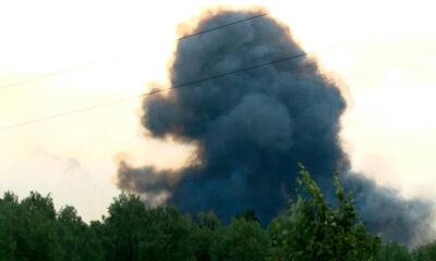 Έκρηξη πυραυλοκινητήρα στη Ρωσία: Νεκροί, τραυματίες και έκλυση ραδιενέργειας 10
