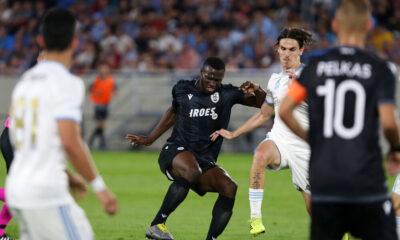 Σλόβαν Μπρατισλάβας-ΠΑΟΚ 1-0: Την «πάτησε» στο φινάλε, πάει για ανατροπή στην Τούμπα! 8