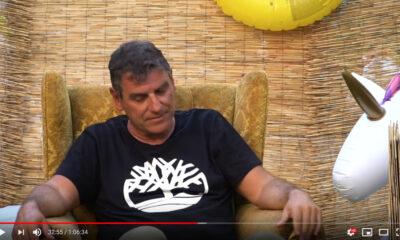 Ο Σωτήρης Γεωργούντζος για όλους και για όλα,  στο φοβερό Luben.tv! (video) 6