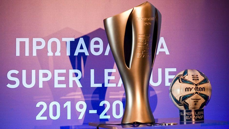 Αφιέρωμα: Η Super League 2019/20 στη σέντρα