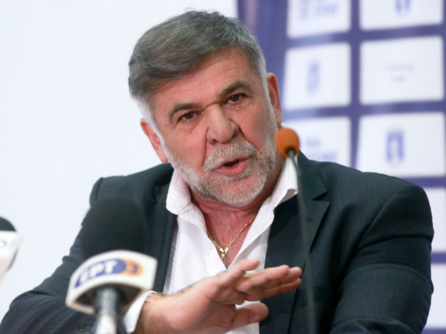 Τομ Παπαδόπουλος: «Είμαι ο μόνος με βιώσιμη λύση για τον Ηρακλή»