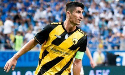 Τραμπζονσπόρ - ΑΕΚ 0-2: Τα γκολ και οι καλύτερες φάσεις (video) 8
