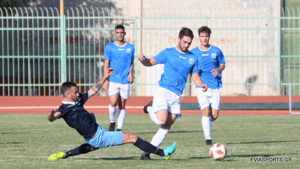 Εύκολα η Ερέτρια, 0-2 την Χαλκίδα για το Κύπελλο της ΕΠΣ Εύβοιας…