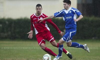Φοβερό το Γύθειο, με γκολάρα Ζιβάνοβιτς, 0-1 μέσα στο Κρανίδι! 22