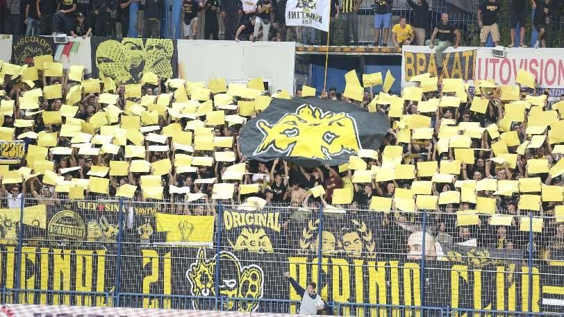 """""""Ατομική μετακίνηση"""": Στο Αιγάλεω οι οπαδοί της Καλαμάτα, όπως της ΑΕΚ στο Αγρίνιο… Αποκλειστικό"""