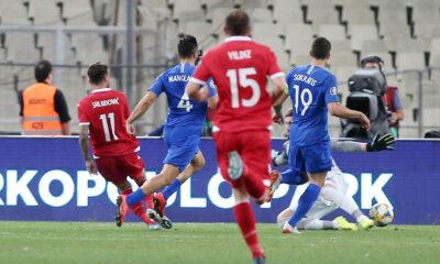Ελλάδα - Λιχτενστάιν 1-1 (video) 6