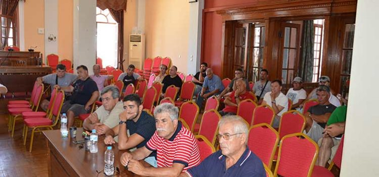 Και νέα Γενική Συνέλευση την Κυριακή η Ζάκυνθος…