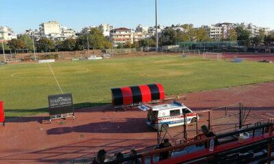 Ελεύθερος ο 70χρονος για τον θάνατο του οπαδού στο γήπεδο της Καλαμαριάς 6