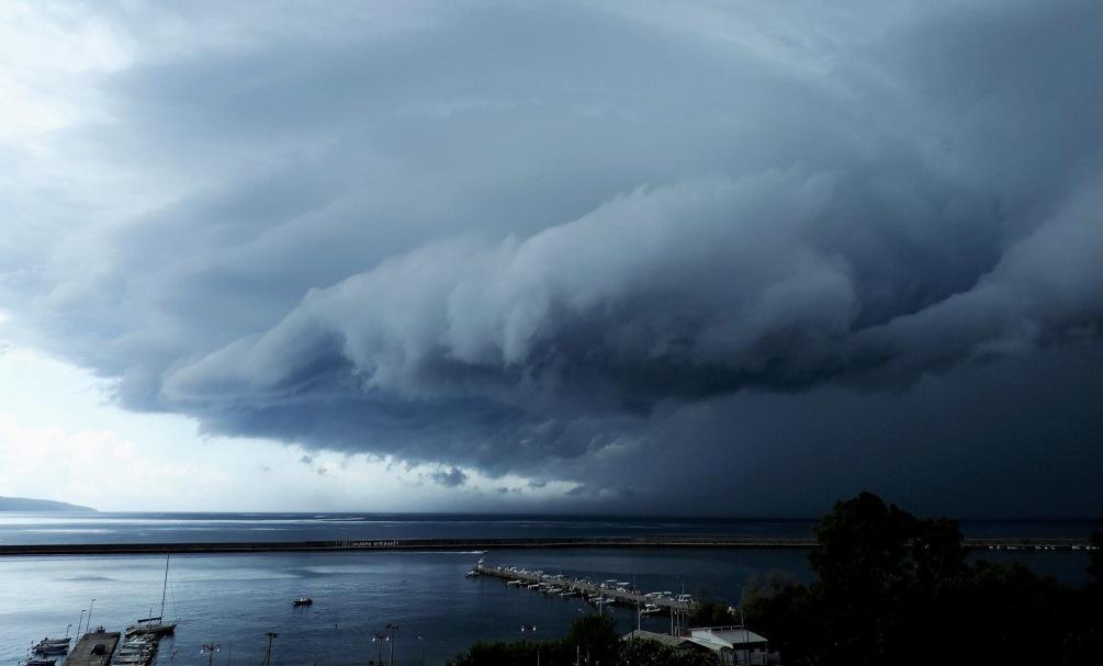 ΠΑΕ Καλαμάτα: Προάγγελος ίσως μιας ξέφρενης πορείας η χθεσινή καταιγίδα…