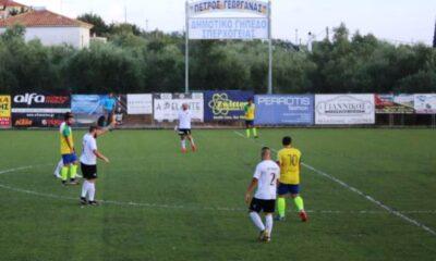 Αν και με δέκα παίκτες ο Πανθουριακός, σκόραρε & νίκησε με 1-0 το... θυγατρικό του, ΑΟΣ! (photo+video) 18