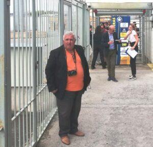 """Και ο """"Παπ"""" στο πλευρό της Μαύρης Θύελλας στην Τρίπολη! (photo)"""