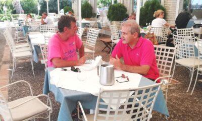 """Συνέντευξη Αγαθοκλή Χριστόπουλου: """"Καλή επιτυχία στη Μαύρη Θύελλα και στη νέα της διοίκηση"""" (photos) 24"""