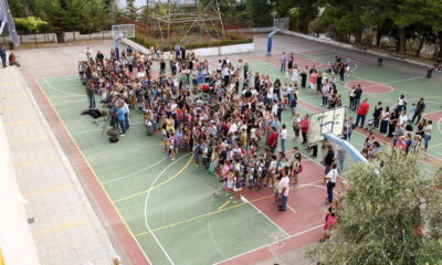 Νέα σχολική χρονιά: Σήμερα το «πρώτο κουδούνι» και ο αγιασμός στα σχολεία 8