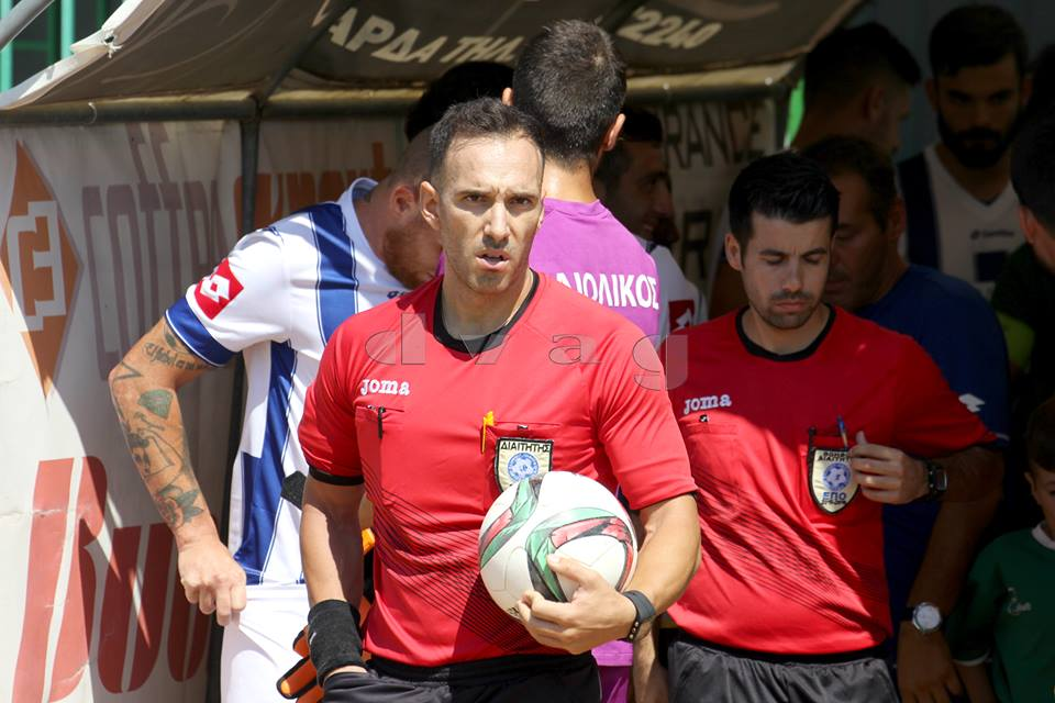 Κύπελλο Λακωνίας: Το πρόγραμμα και οι διαιτητές του Σαββατοκύριακου