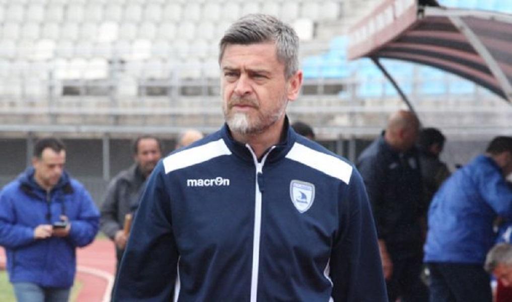 """Δερμιτζάκης: """"Υψηλοί οι στόχοι της Καβάλας στη Football League""""!"""