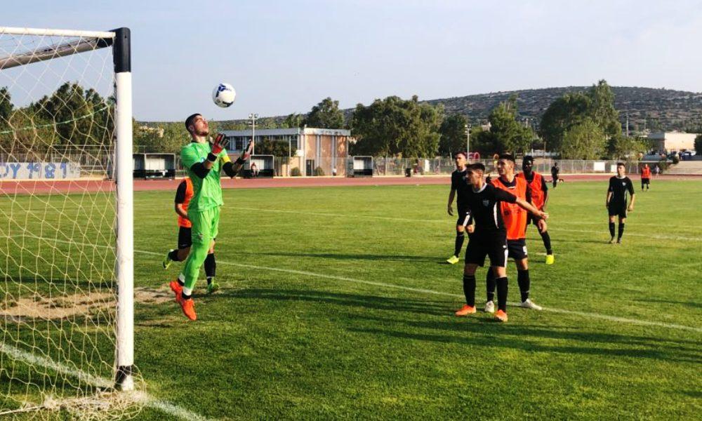 Κορωπί – Καλαμάτα 0-2: Ευκαιρία γι'αυτούς που είχαν λιγότερο χρόνο συμμετοχής (photos)