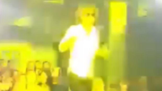 Ουάρντα: Γιόρτασε σε κλαμπ της Λάρισας με γυαλιά ηλίου και χορευτικό… κεφαλιά (videos)