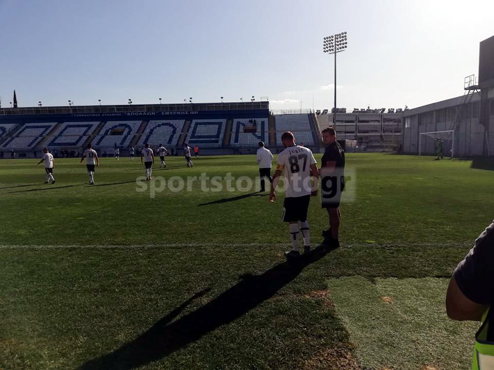 Από σήμερα η Μαύρη Θύελλα στην Τρίπολη με 20 παίκτες – η αποστολή…