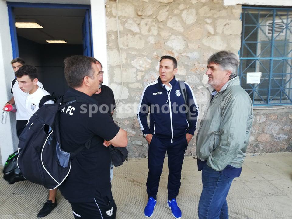 """Νίκος Παπαδόπουλος: """"Μου άρεσε η Καλαμάτα"""""""