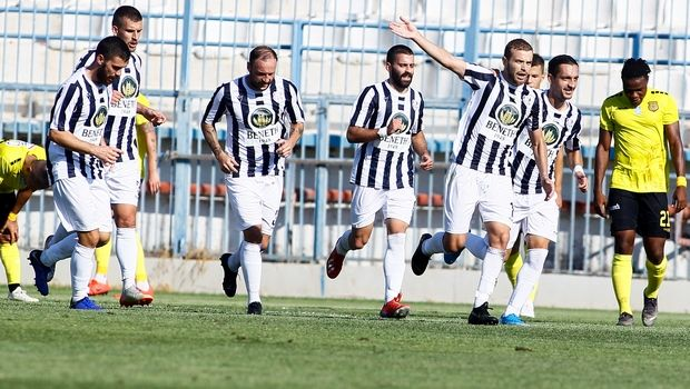 Ανάλυση: Τριάρα ο Απόλλων Σμύρνης, ισοπαλία στην Πάτρα, σε Super League 2