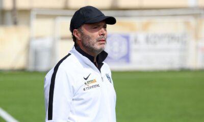 Νέος προπονητής του Διαγόρα ο Δημήτρης Αρναούτης