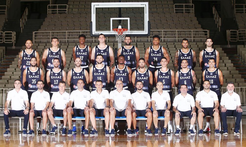Παγκόσμιο Κύπελλο Μπάσκετ 2019: Έτοιμη για… ψηλά η Ελλάδα!
