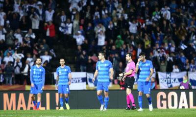 Φινλανδία-Ελλάδα 1-0: Εκτός τελικών σε τρίτη συνεχόμενη διοργάνωση (+video) 10