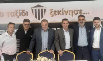 """ΠΑΕ Καλαμάτα: Εκτελεστικός Διευθυντής Παπαθεοδωρίδης - Ευχαριστίες Πρασσά σε Βούζα, ρίχνει """"βόμβες""""! 12"""