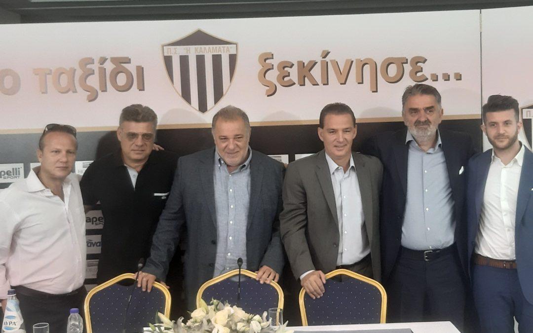 """ΠΑΕ Καλαμάτα: Εκτελεστικός Διευθυντής Παπαθεοδωρίδης – Ευχαριστίες Πρασσά σε Βούζα, ρίχνει """"βόμβες""""!"""