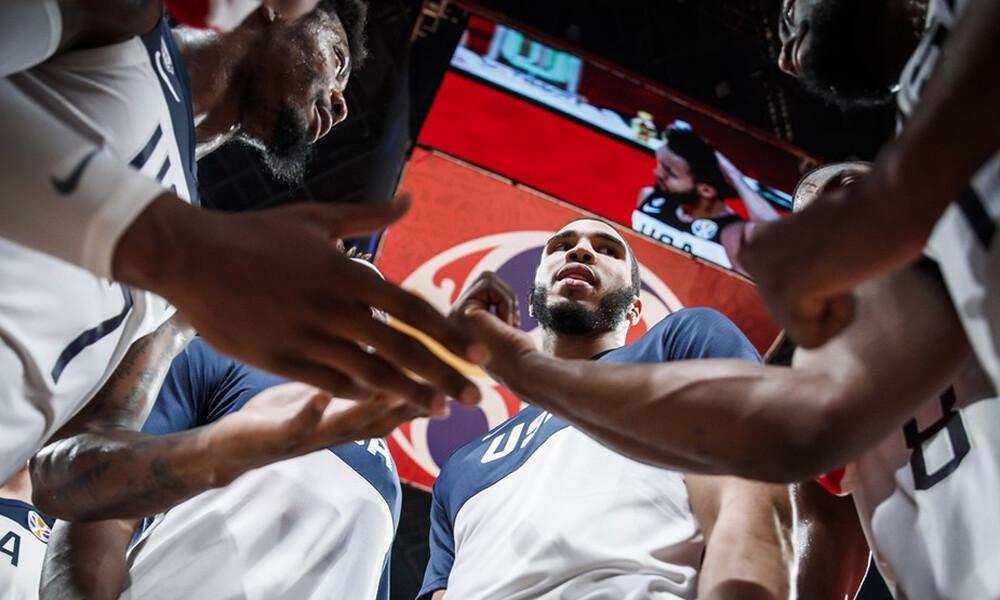 Μουντομπάσκετ 2019: Ολοκληρώνεται το «ταξίδι» για ΗΠΑ, Πολωνία, Σερβία και Τσεχία