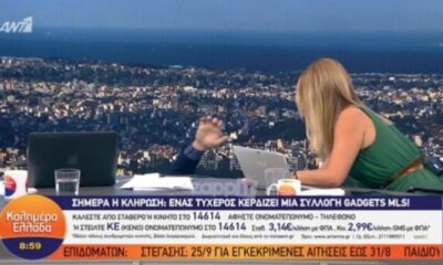 Γιώργος Παπαδάκης: Έπεσε από την καρέκλα του (video) 8