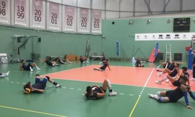 Eurovolley ανδρών: Έτοιμη η Εθνική για την πρεμιέρα με Βουλγαρία 18