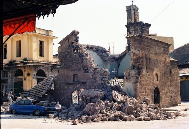 13 Σεπτεμβρίου 1986 – 33 χρόνια από το φονικό σεισμό της Καλαμάτας (+video)