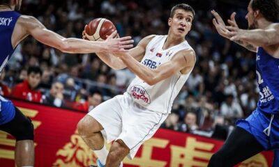 Στην 5η θέση με σούπερ Μπογκντάνοβιτς η Σερβία 10