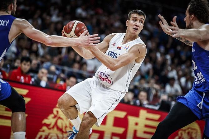 Στην 5η θέση με σούπερ Μπογκντάνοβιτς η Σερβία