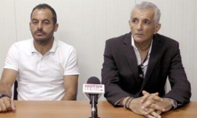 Οι δηλώσεις μετά το Πελλάνα - Βάρδα 3-0 (video) 13
