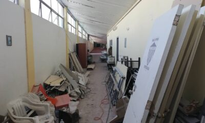 Προχωρούν με εντατικούς ρυθμούς τα έργα στο Δημοτικό Στάδιο Καλαμάτας (photos) 9