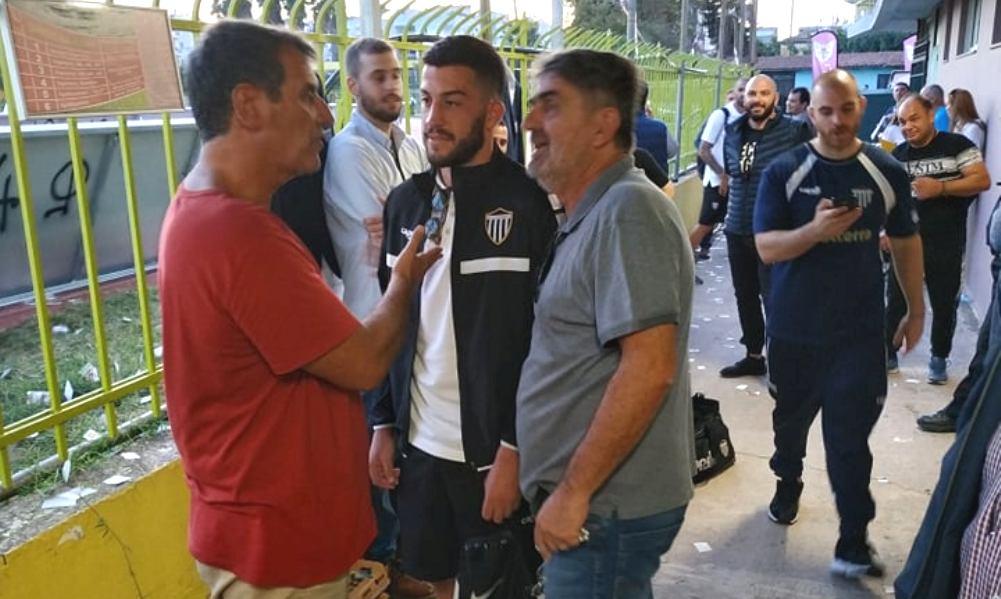 """Αλεξόπουλος: """"Ναι, άνοιξα… λογαριασμό – Το ήθελα τόσο πολύ να να πάω στη Μαύρη Θύελλα""""! (photos)"""