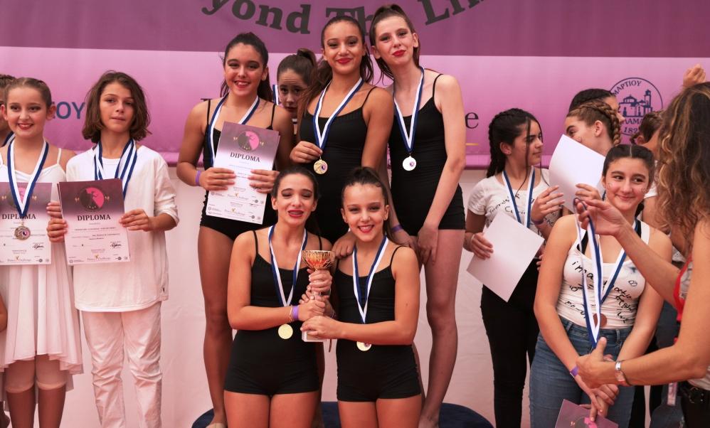 2ος Διεθνής Αγώνας Αθλητικού Χορού Καλαμάτας (+videos)