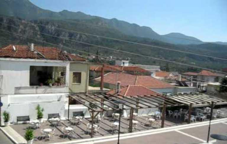 Το 2ο πιο ζεστό μέρος στην Ελλάδα σήμερα το Αρφαρά Μεσσηνίας…