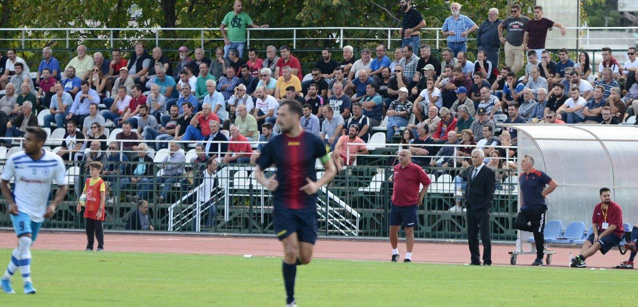 Καλεί Λάκωνες & Σπαρτιάτες στο γήπεδο με Ολυμπιακό Ζαχάρως, η Σπάρτη!