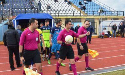 Οι διαιτητές όλης της Γ' Εθνικής: Σταυρόπουλος Ηλείας σε Ζάκυνθο- Διαβολίτσι... 3