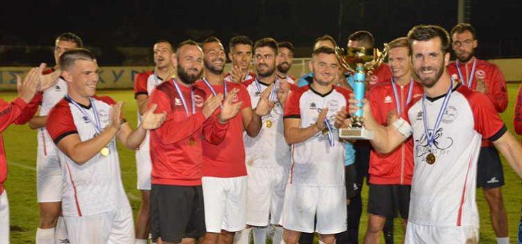 To Super Cup Ζακύνθου, ο ΑΟ Τσιλιβή