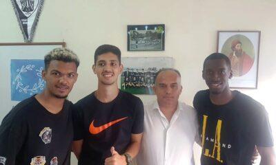 Αντώνη Αθανασόπουλο πήρε η Θουρία, παίζουν σήμερα σε Κυπαρισσία και οι Βραζιλιάνοι! 13