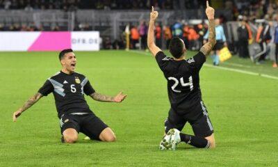 Ματσάρα στο Ντόρτμουντ: Γερμανία - Αργεντινή 2-2 (photo) 6