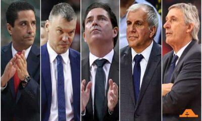 Ευρωλίγκα: Οι προπονητές που χάθηκαν στον χρόνο! 6